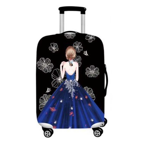 Fashion Travel Luggage Protector Suitcase Suits for 22-24 Inch Luggage #7