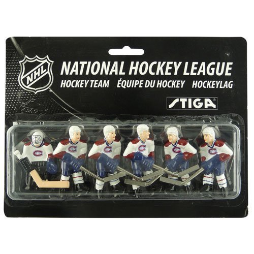 NHL Montreal Canadiens Table Top Hockey Game Players Team Pack