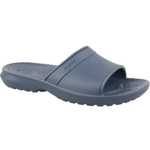Crocs Classic Slide Kids 204981-410 Kids Navy Blue slides Size: 12 UK