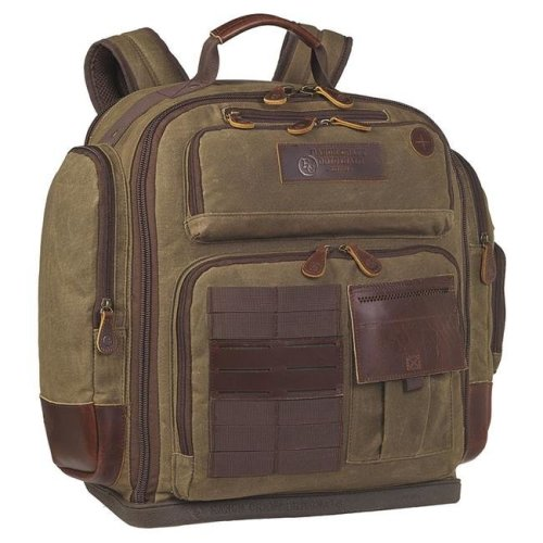 M&F Western DOT23763 Tincloth Oiled & Waxy Canvas Seattle Bag