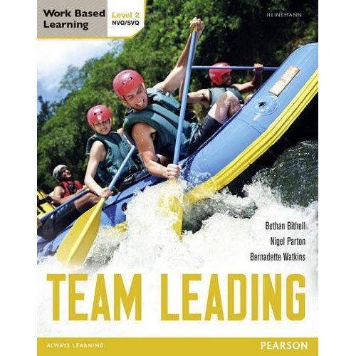 NVQ/SVQ Level 2 Team Leading Candidate Handbook