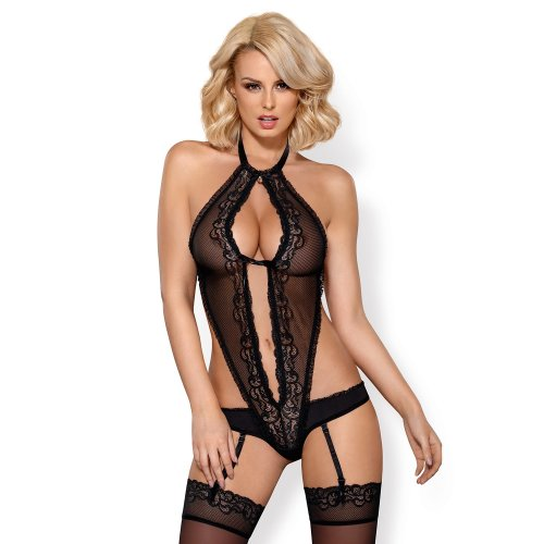 Obsessive 830 Luxury Sheer Lace Body
