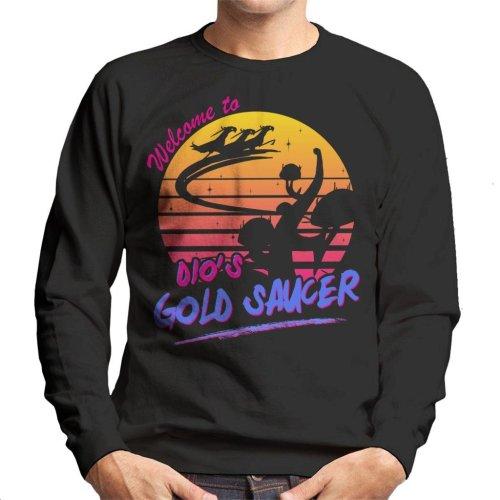 Dios Gold Saucer Men's Sweatshirt