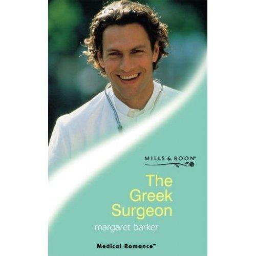 The Greek Surgeon (Mills & Boon Medical)