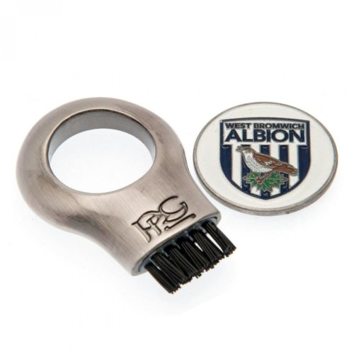 West Bromwich Albion FC Gruve Brush And Marker