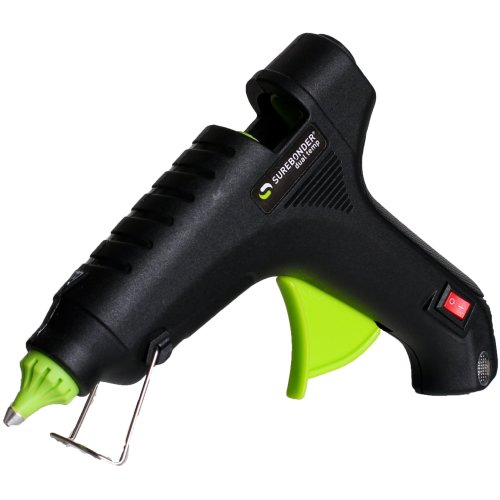Dual-Temp Glue Gun-Red