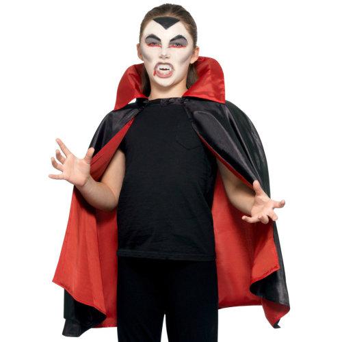 Kids Reversible Vampire Cape