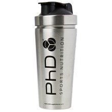 Phd Nutrition Stainless Steel Shaker - 700ml