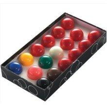 """1 7/8"""" Powerglide Snooker Balls Set -  powerglide snooker balls"""