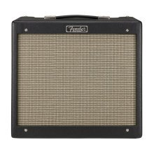 Fender Blues Junior IV Guitar Amp Combo, Black