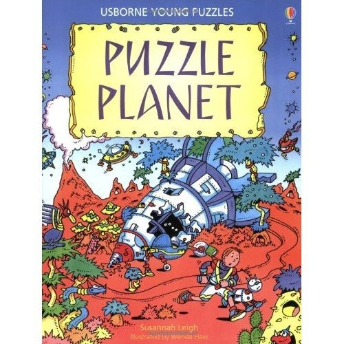 Puzzle Planet (young Puzzles)