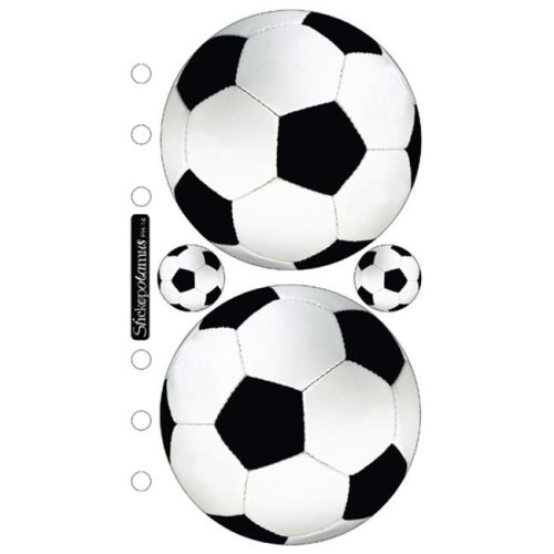 Classic Stickers-Soccer