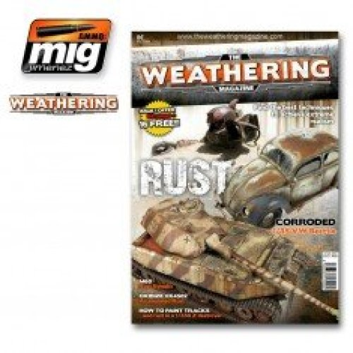 Weathering Magazine - Issue 1. Rust
