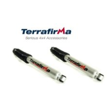 Terrafirma Full Set of Shock Absorbers All Terrain Mitsubishi L200 2006 - 15
