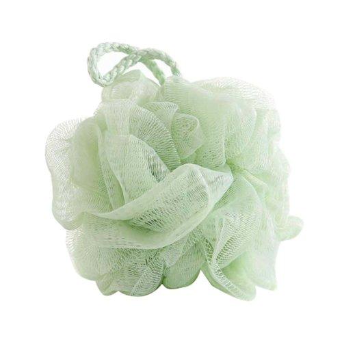 Soft Bath Ball Beautiful Rubbing Bath Towel, Green