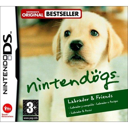 Nintendogs - Nintendogs Labrador Retriever & Friends (Nintendo DS)