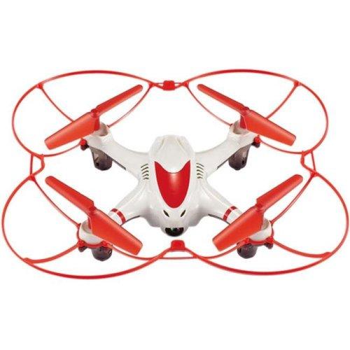 Riviera RC RIV-700CR Nano Cam Quadcopter HD - Red